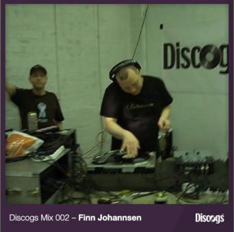 Discogs Mix 002 - Finn Johannsen