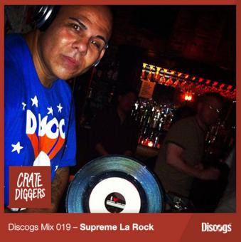 Discogs Mix 019- Supreme La Rock