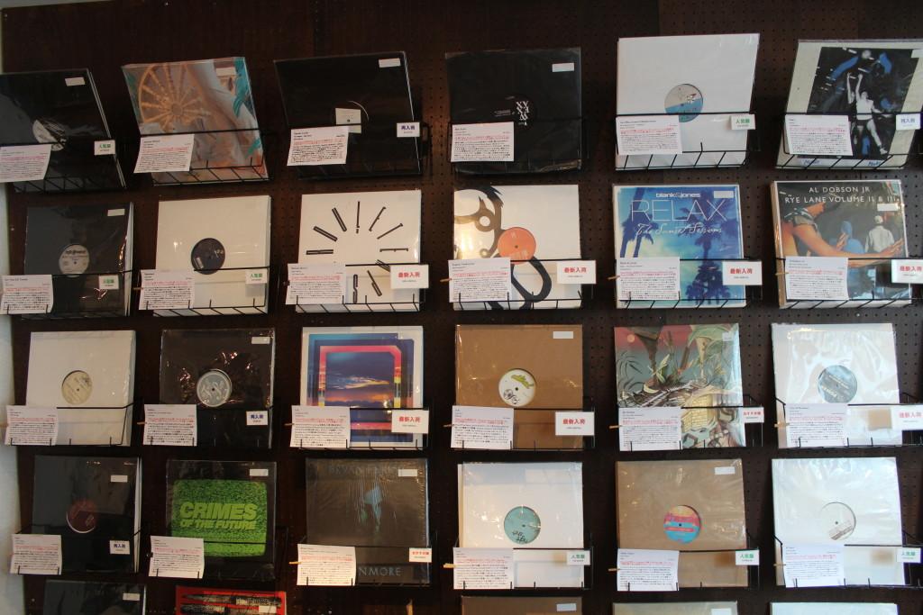 Wall of Vinyl Tokyo