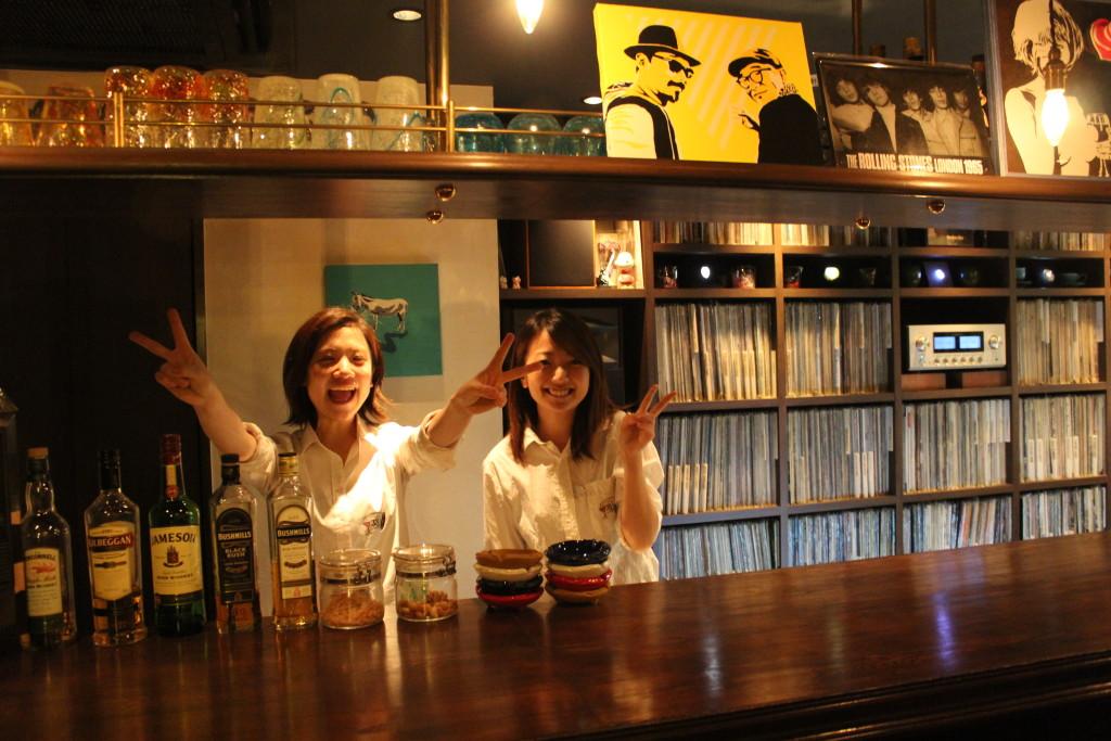 33 1/3 Record Bar Tokyo