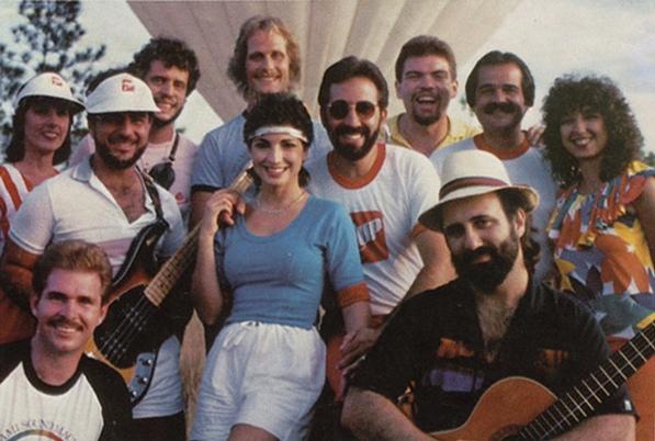bands from Florida Gloria Estefan & The Miami Sound Machine