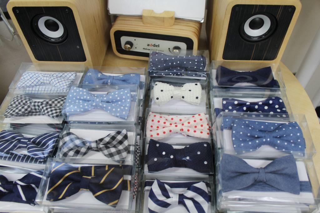 bow ties Dessinee Shop Tokyo