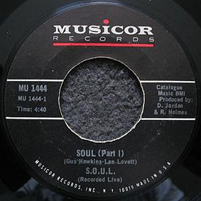 S.O.U.L. - Soul (Recorded Live)