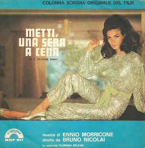 Ennio Morricone – Metti, Una Sera A Cena