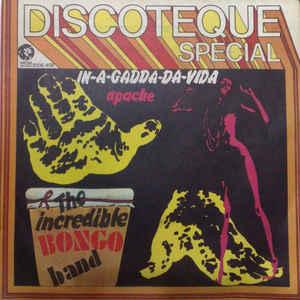 The Incredible Bongo Band – Apache