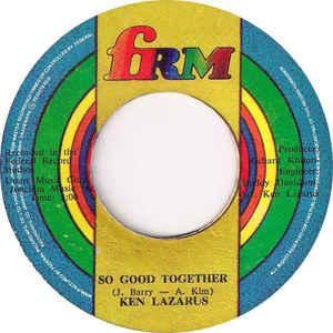 Large Pro's Favorite 45s: Ken Lazarus - So Good Together