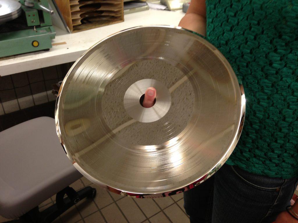 vinyl presses