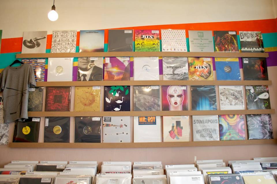 OYE Records Berlin