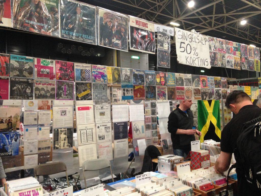 Record Planet Mega Record and CD Fair