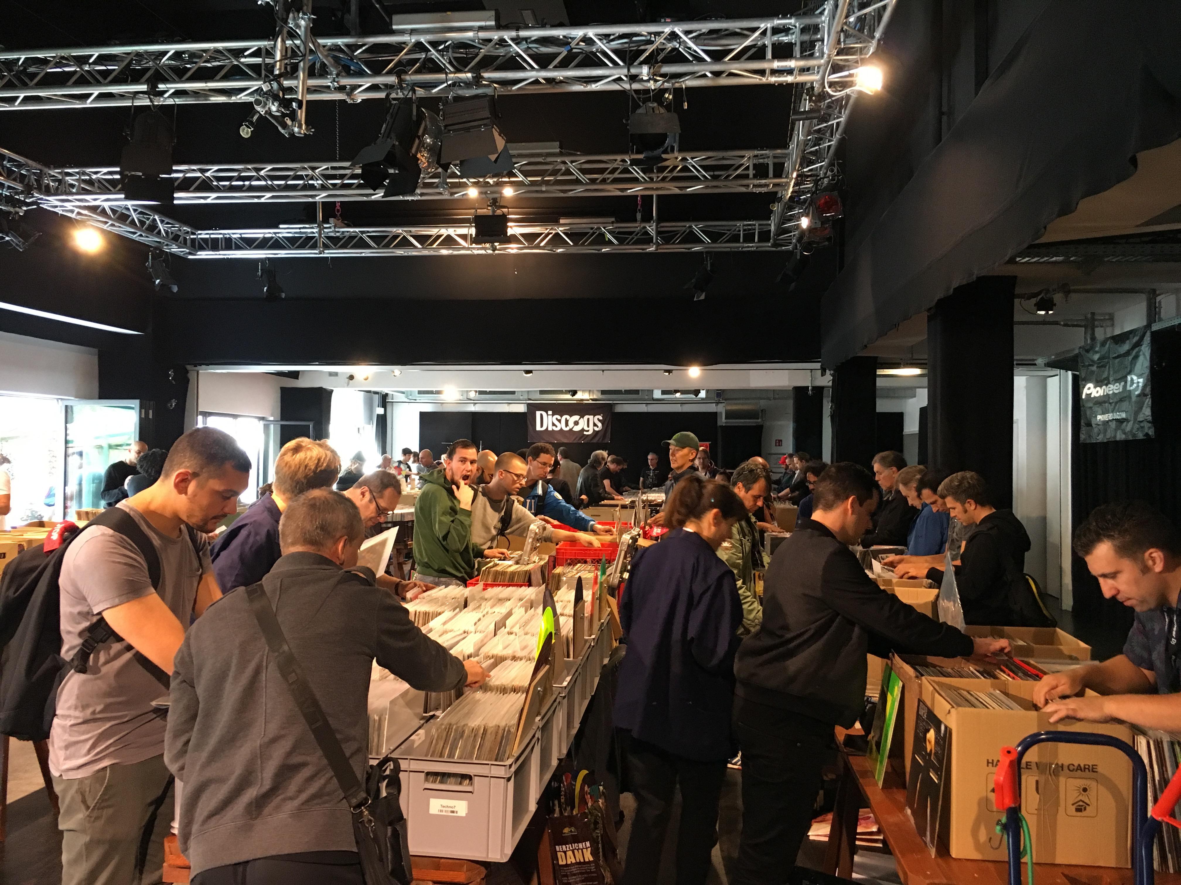 Crate Diggers Berlin