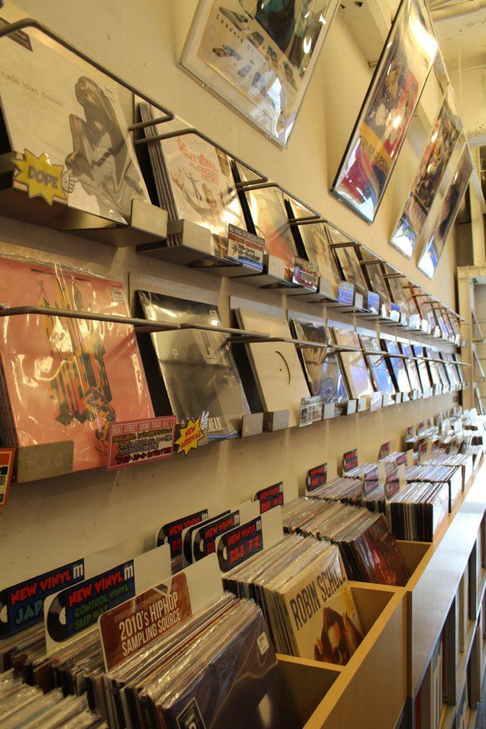Manhattan Records records