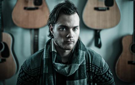 Iclandic musician, Ásgeir Trausti