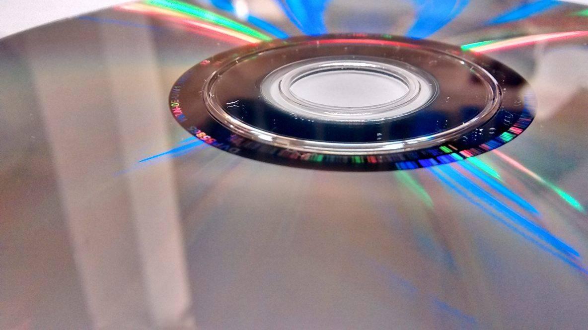 close up CD