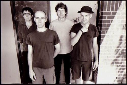 Fugazi band