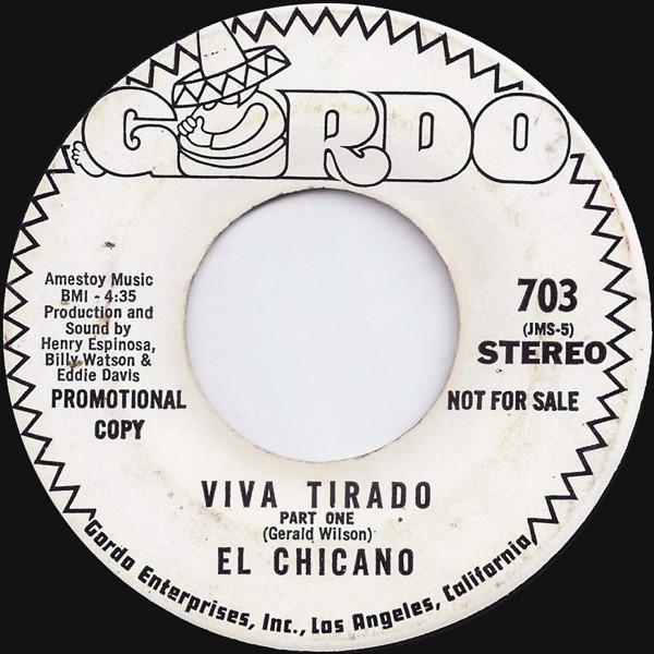 El Chicano single, Viva El Tirado