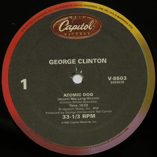 George Clinton single, Atomic Dog