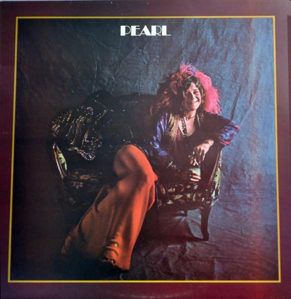 Celebrating International Women's Day with Janis Joplin's album, Pearl