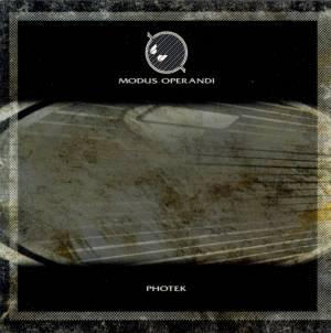 Favorite album of 1997, Photek - Modus Operandi