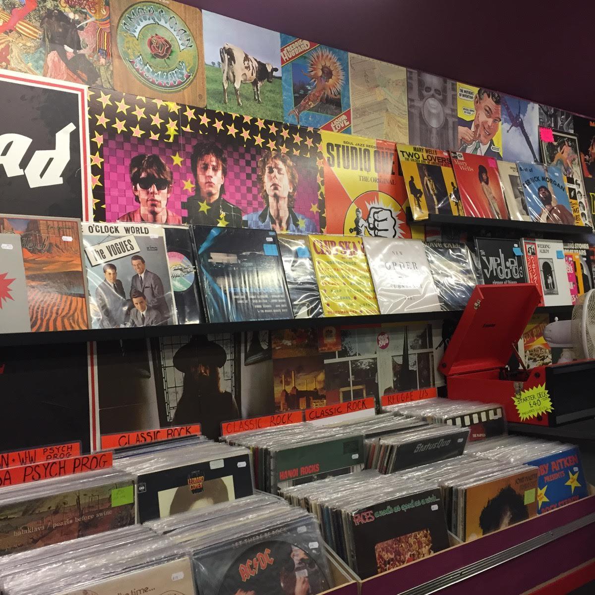 Crate Minds Meet Discogs Record Seller Peter Bonner Of