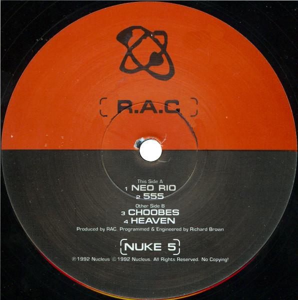 RAC's Neo Rio, as chosen by Tecture