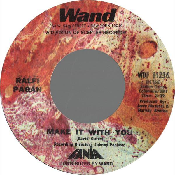 Ralfi Pagan single, Make It With You