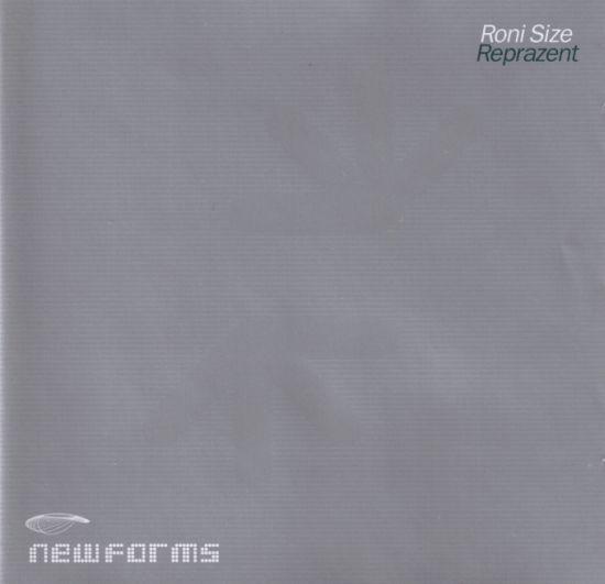 Best album of 1997, Roni Size : Reprazent - New Forms