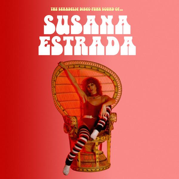 Susana Estrada's album, The Sexadelic Disco Funk Sound Of... released through Spanish independent label, Guerssen