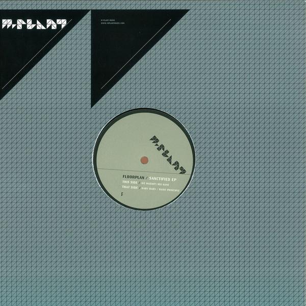 Best selling techno record of 2016, Floorplan - Sanctified EP