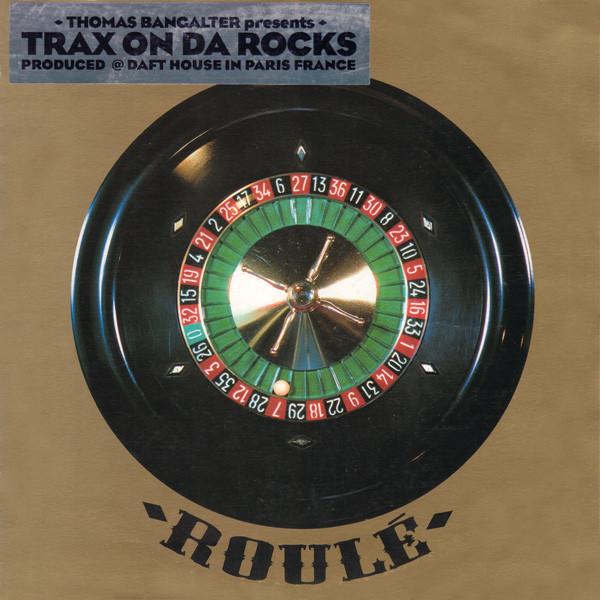 Best selling techno record of 2016, Thomas Bangalter - Trax On Da Rocks