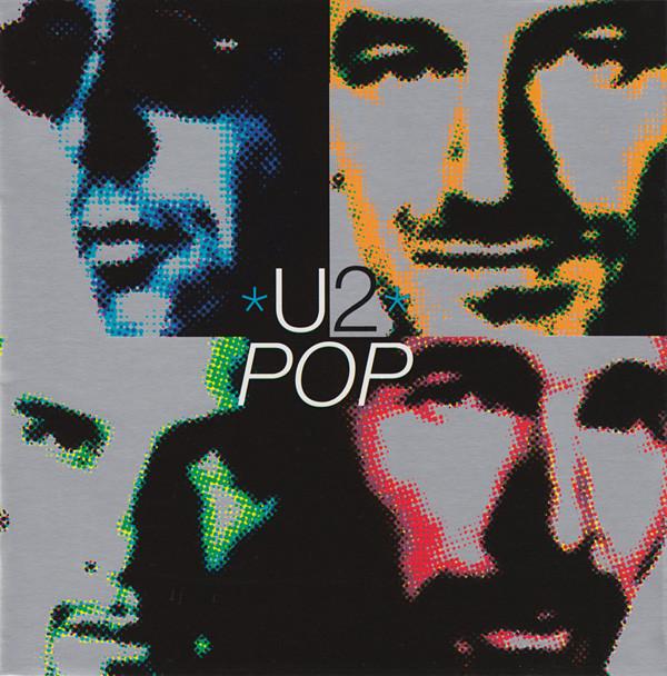 best albums of 1997, U2 - Pop