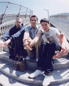 Top stoner-favorite artist, Beastie Boys