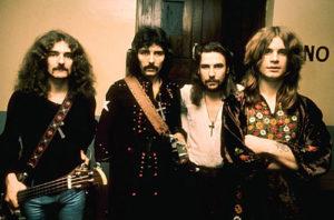 Top stoner-favorite artist, Black Sabbath