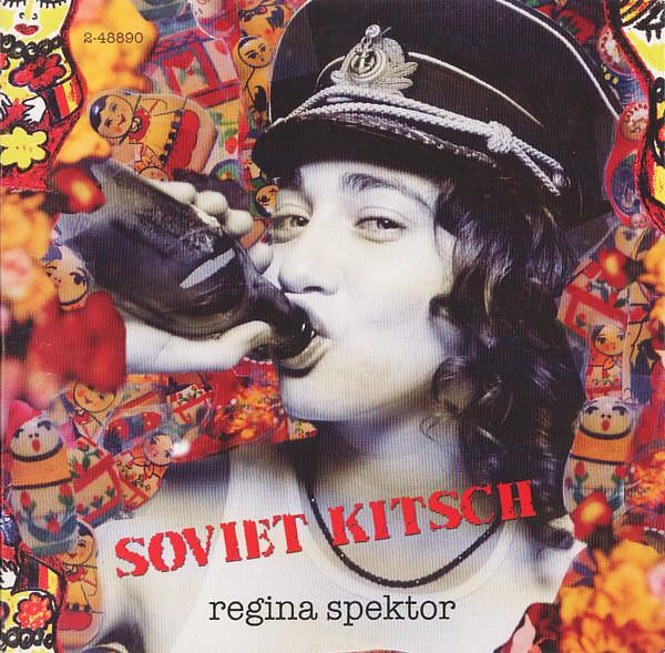 Best selling punk records of 2016, Regina Spektor - Soviet Kitsch