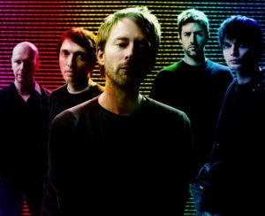 Top stoner-favorite artist, Radiohead