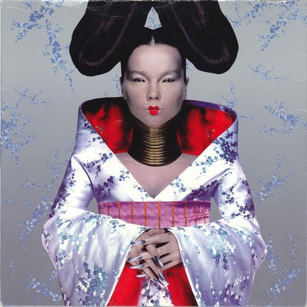 Anna Bulbrook's top 5 amazing albums by women, Bjork's Homogenic