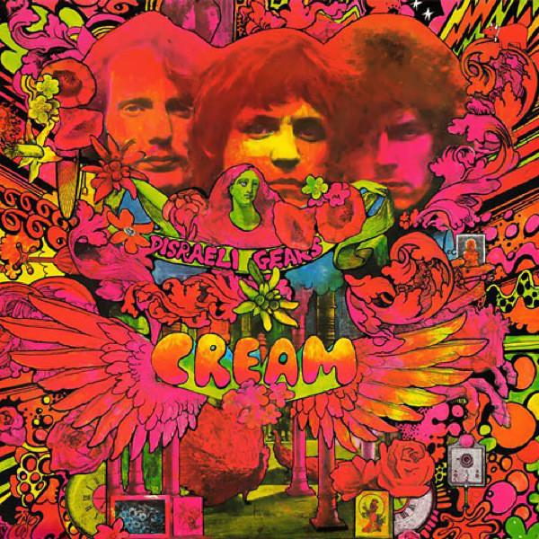 Best records of 1967: Cream's Disraeli Gears