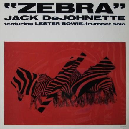 Nick Hakim's favorite records: Jack DeJohnette - Zebra