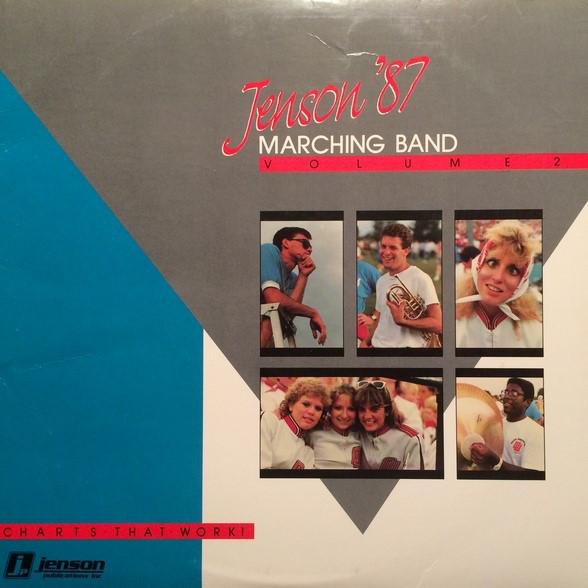 Nick Hakim's favorite records: Jenson '87 Marching Band