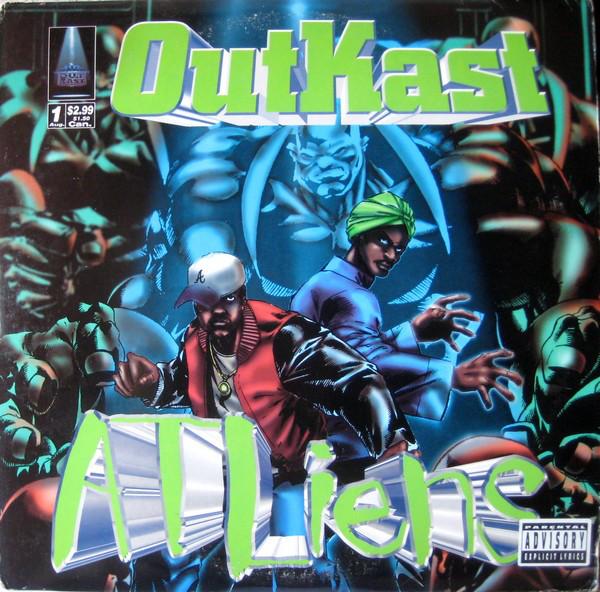 Discogs Summer anthems staff picks: OutKast - ATLiens