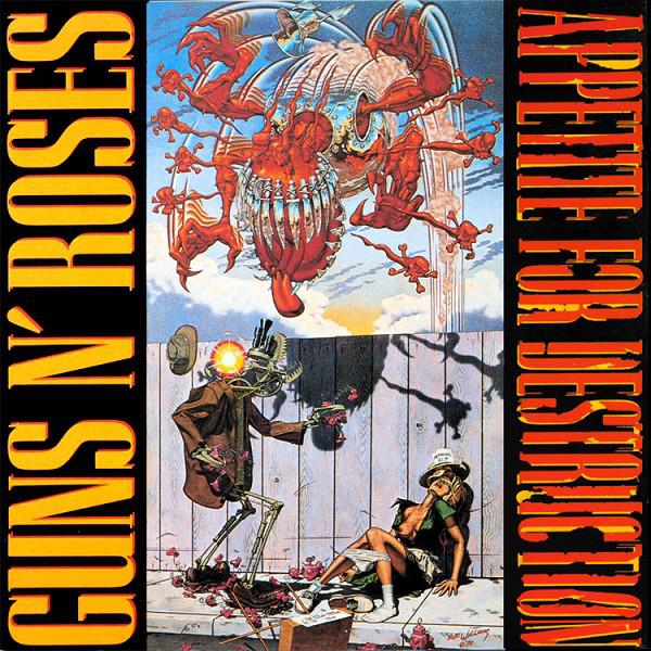 Favorite Guns n' Roses songs: Rocket Queen, from Appetite For Destruction