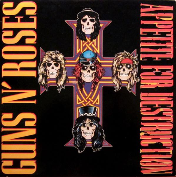 Favorite Guns n' Roses songs: Appetite For Destruction