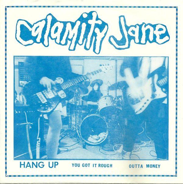Crate Diggers Portland Top 10 Underappreciated Oregon releases: Calamity Jane – Hang Up