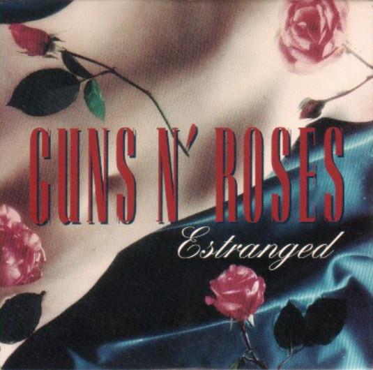 Favorite Guns n' Roses songs: Estranged