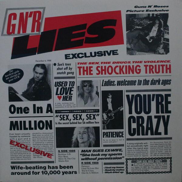 Favorite Guns n' Roses songs: Lies