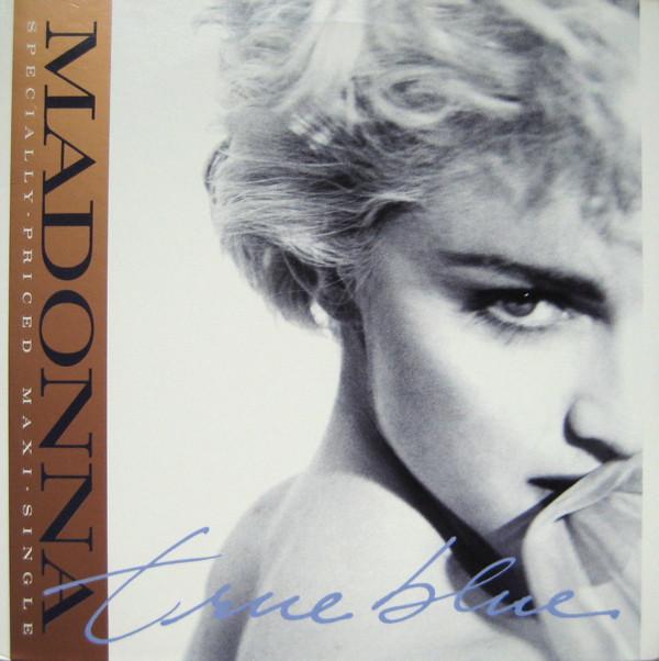 Simon Doom's selection section: Madonna True Blue