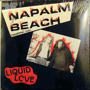 Crate Diggers Portland Top 10 Underappreciated Oregon releases: Napalm Beach – Liquid Love