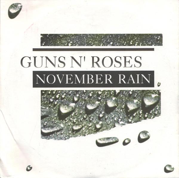 Favorite Guns n' Roses songs: November Rain