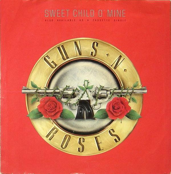 Favorite Guns n' Roses songs: Sweet Child O' Mine