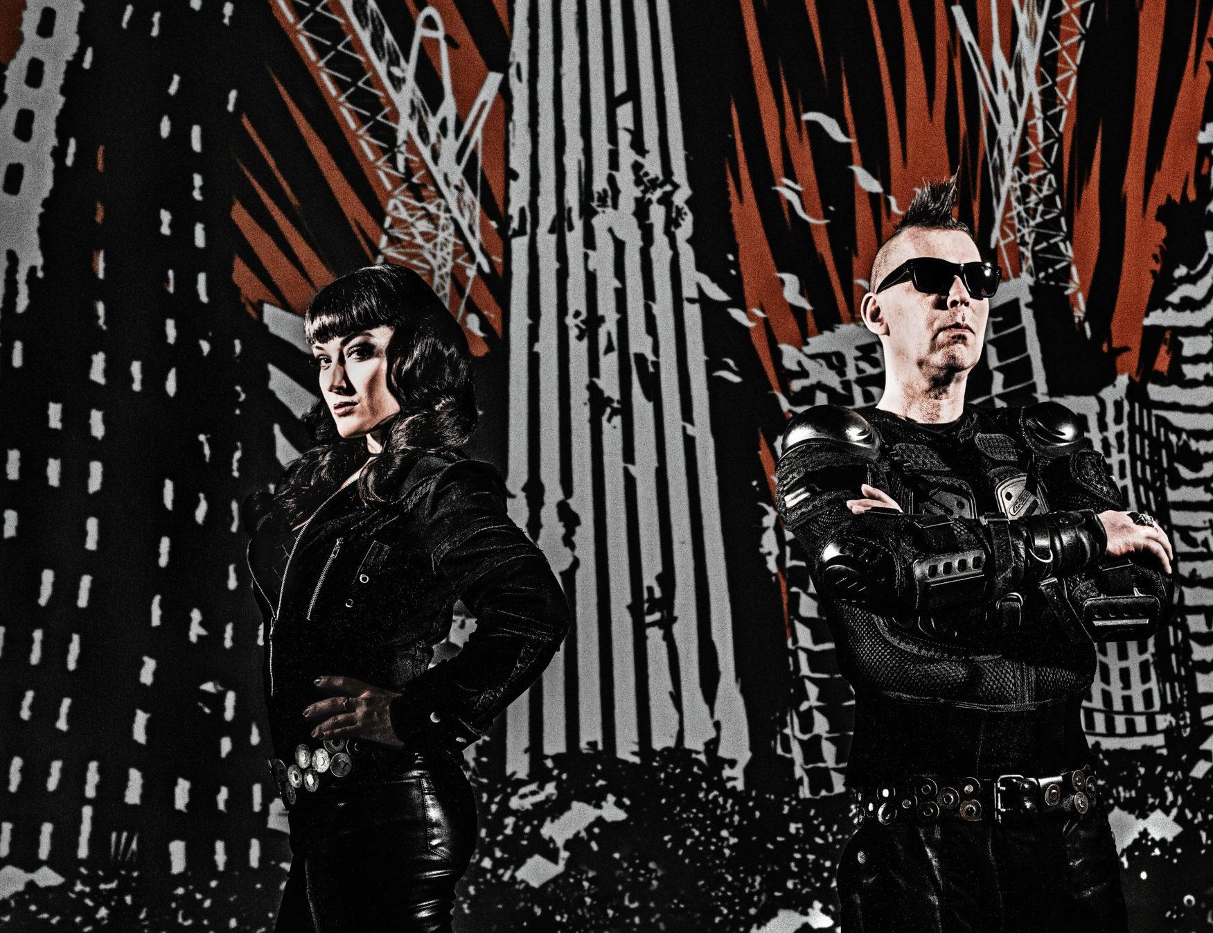 Industrial pioneers, KMFDM