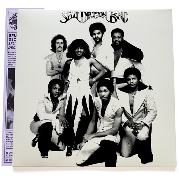 Grimey's Records staff recommendation: Split Decision Band – Split Decision Band